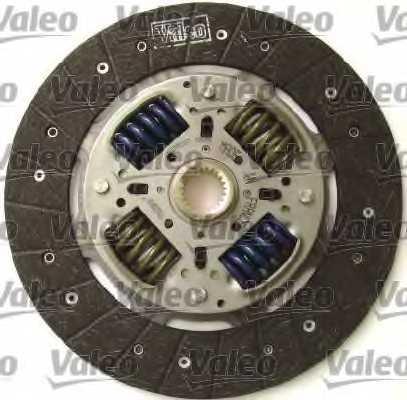 Комплект сцепления VALEO 826599 - изображение 2