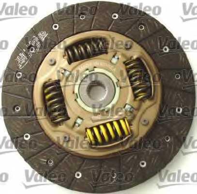 Комплект сцепления VALEO 826631 - изображение 2