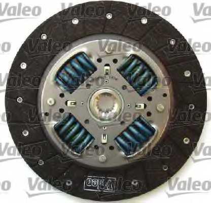 Комплект сцепления VALEO 826634 - изображение 2