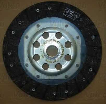 Комплект сцепления VALEO 826675 - изображение