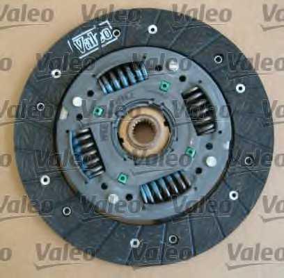 Комплект сцепления VALEO 826696 - изображение 1