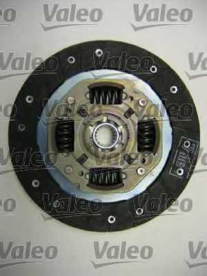 Комплект сцепления VALEO 826698 - изображение 1