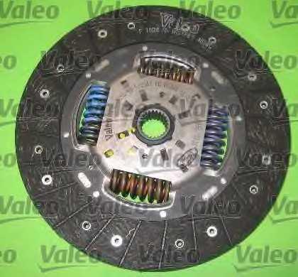 Комплект сцепления VALEO 826700 - изображение 2