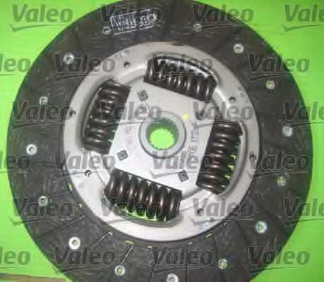 Комплект сцепления VALEO 826719 - изображение 1