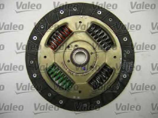 Комплект сцепления VALEO 826725 - изображение 2