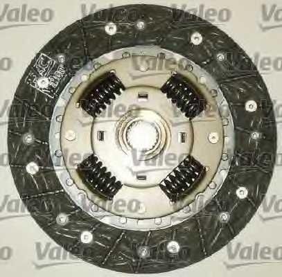 Комплект сцепления VALEO 826728 - изображение 1