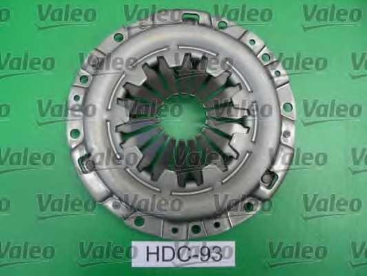Комплект сцепления VALEO 826728 - изображение