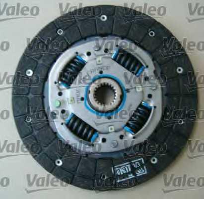 Комплект сцепления VALEO 826809 - изображение 3