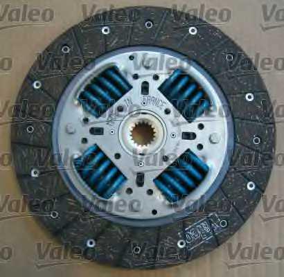 Комплект сцепления VALEO 826815 - изображение 1