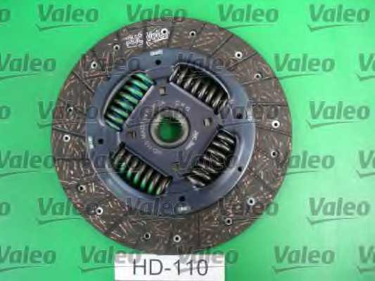 Комплект сцепления VALEO 826825 - изображение 1