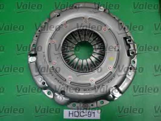 Комплект сцепления VALEO 826831 - изображение 1