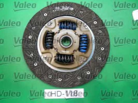 Комплект сцепления VALEO 826842 - изображение 2