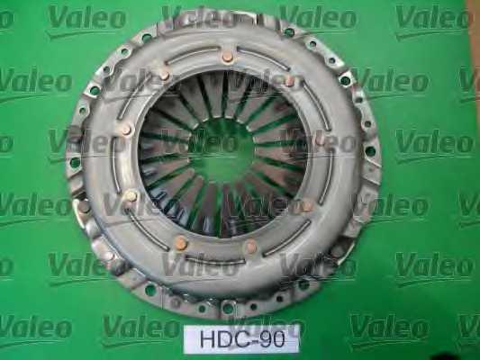 Комплект сцепления VALEO 826843 - изображение 1