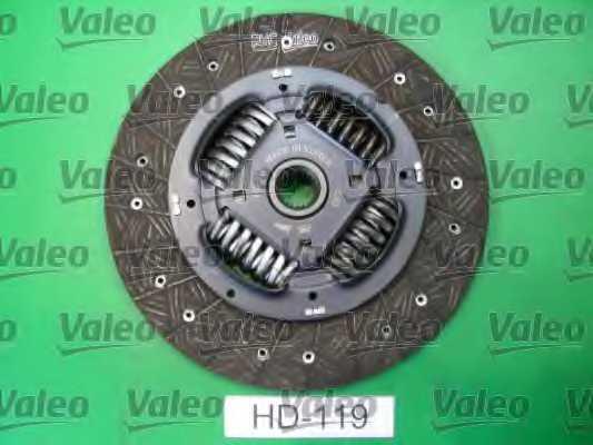 Комплект сцепления VALEO 826843 - изображение 2