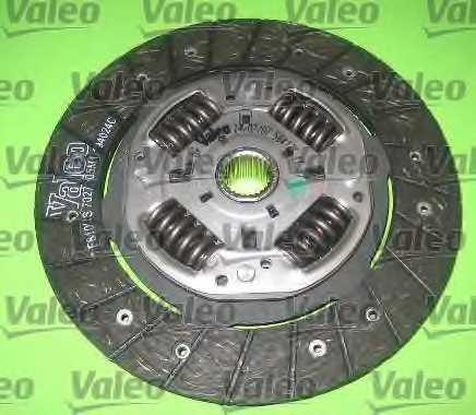 Комплект сцепления VALEO 826853 - изображение 2