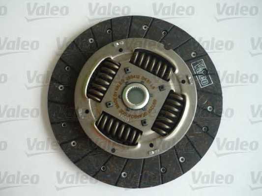 Комплект сцепления VALEO 826855 - изображение 2