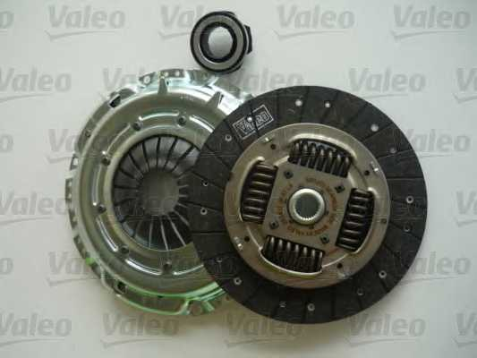 Комплект сцепления VALEO 826855 - изображение
