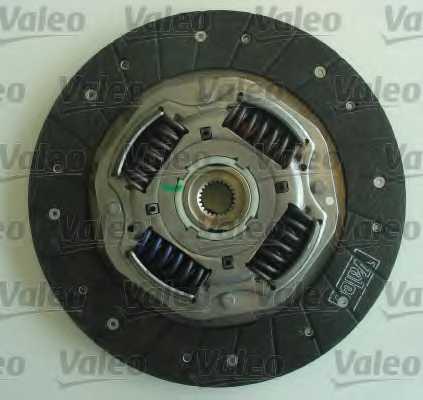 Комплект сцепления VALEO 826870 - изображение