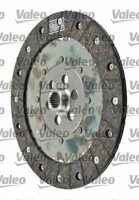 Комплект сцепления VALEO 826955 - изображение