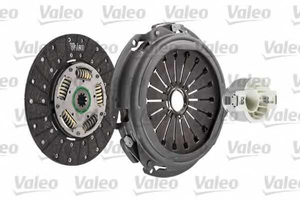 Комплект сцепления VALEO 280DTR / 827163 - изображение