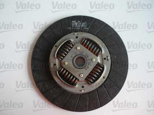 Комплект сцепления VALEO 828104 - изображение 1