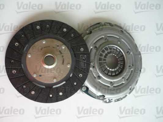 Комплект сцепления VALEO 828104 - изображение