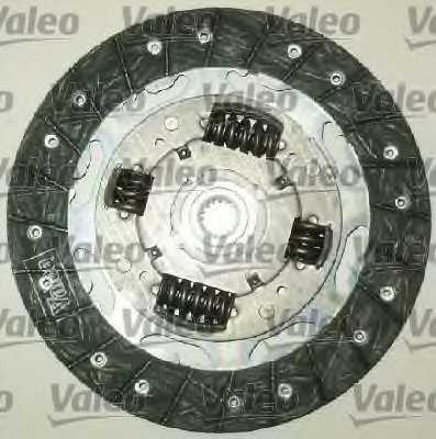 Комплект сцепления VALEO 834009 - изображение 3