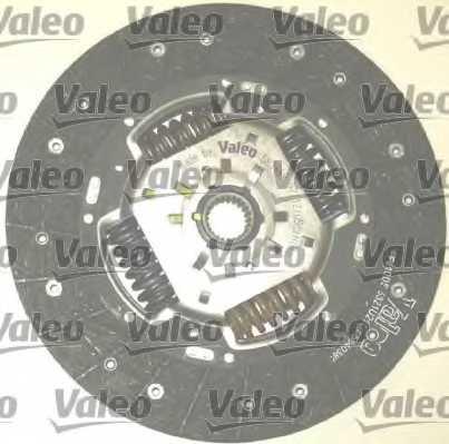 Комплект сцепления VALEO 835000 - изображение 1