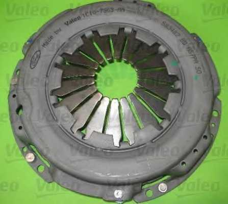 Комплект сцепления VALEO 835000 - изображение 2