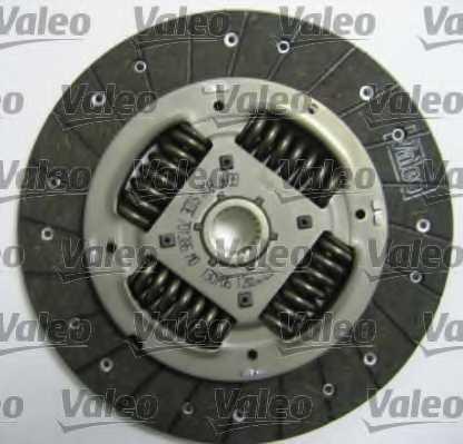Комплект сцепления VALEO 835002 - изображение 2