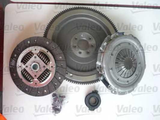 Комплект сцепления VALEO 835002 - изображение