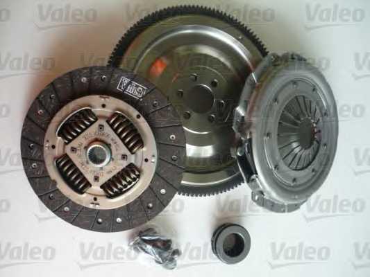 Комплект сцепления VALEO 835005 - изображение