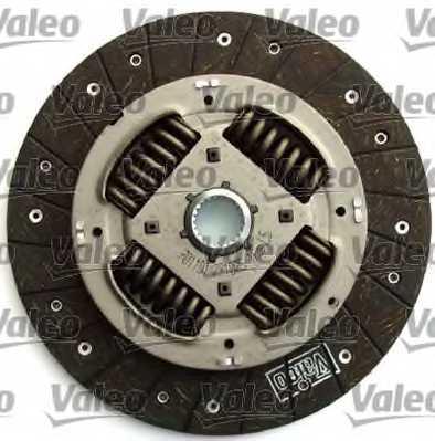 Комплект сцепления VALEO 835006 - изображение 2