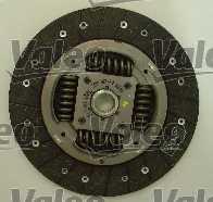 Комплект сцепления VALEO 835008 - изображение 1