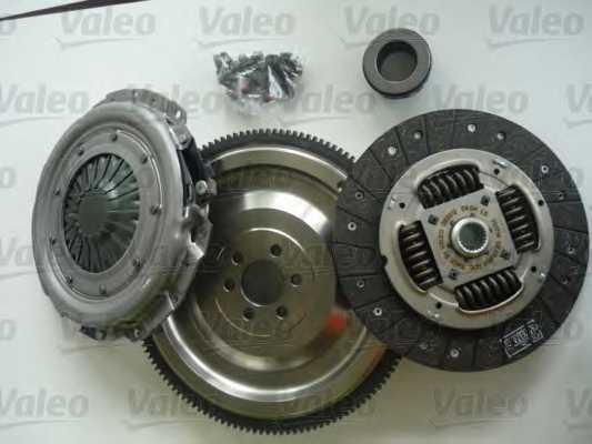Комплект сцепления VALEO 835012 - изображение