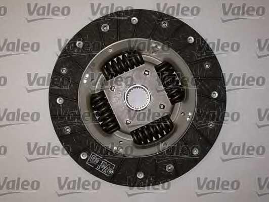 Комплект сцепления VALEO 835013 - изображение 2