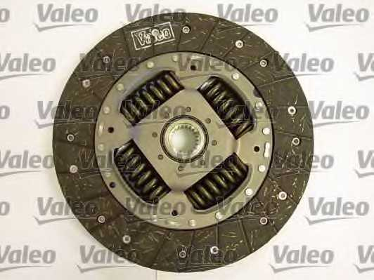 Комплект сцепления VALEO 835014 - изображение 2