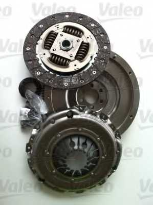 Комплект сцепления VALEO 835026 - изображение