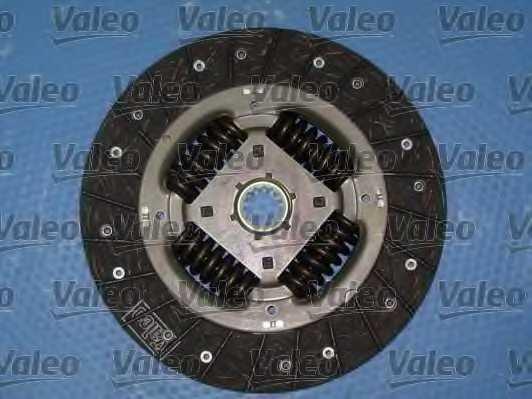 Комплект сцепления VALEO 835049 - изображение 1