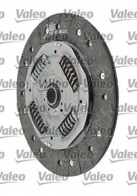 Комплект сцепления VALEO 835057 - изображение 1