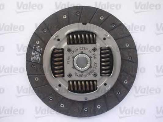 Комплект сцепления VALEO 835077 - изображение 1