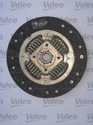 Комплект сцепления VALEO 835080 - изображение 3