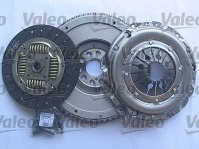 Комплект сцепления VALEO 835080 - изображение