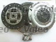 Комплект сцепления VALEO 835092 - изображение