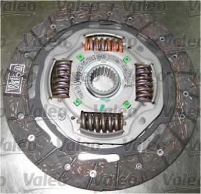 Комплект сцепления VALEO 835108 - изображение 1