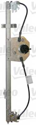 Подъемное устройство для окон VALEO 850687 - изображение