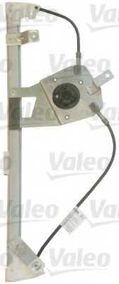 Подъемное устройство для окон VALEO 850801 - изображение