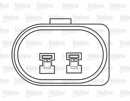 Подъемное устройство для окон VALEO 850822 - изображение 2