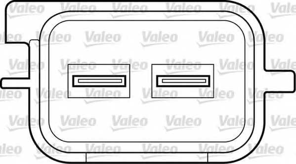 Подъемное устройство для окон VALEO 850950 - изображение 1