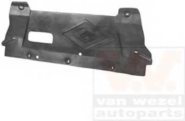 Изоляция моторного отделения VAN WEZEL 3389701 - изображение